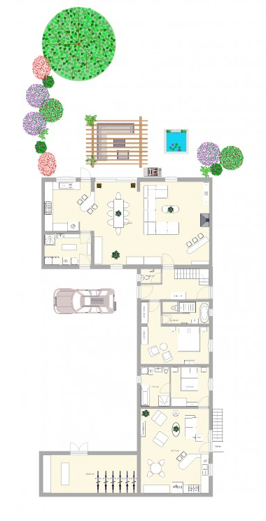 house plan   FREE house plan and FREE apartment planFor more information  Click here  To make a house plan