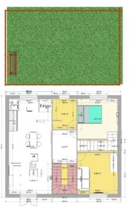 How to draw a floor plan 1