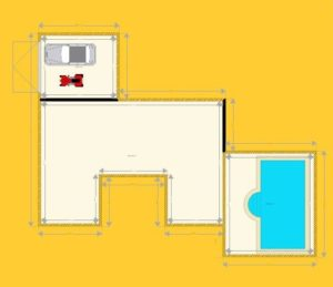 How to create floor plans 2