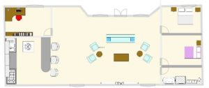 Apartment plan 1